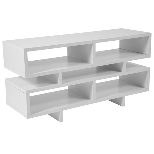 Our Highgate White Finish TV Stand and Media Console is on sale now.