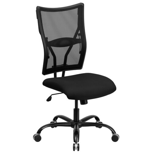 Our HERCULES Series Big & Tall 400 lb. Rated Black Mesh Executive Swivel Ergonomic Office Chair is on sale now.