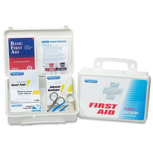 Our Acme United Corporation 113-Pc Home/Office/Auto First Aid Kit is on sale now.