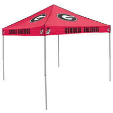 University of Georgia Team Logo Economy Canopy Tent