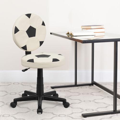 Sports Swivel Task Office Chair