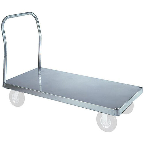 Our ASD Aluminum Platform Truck with 24