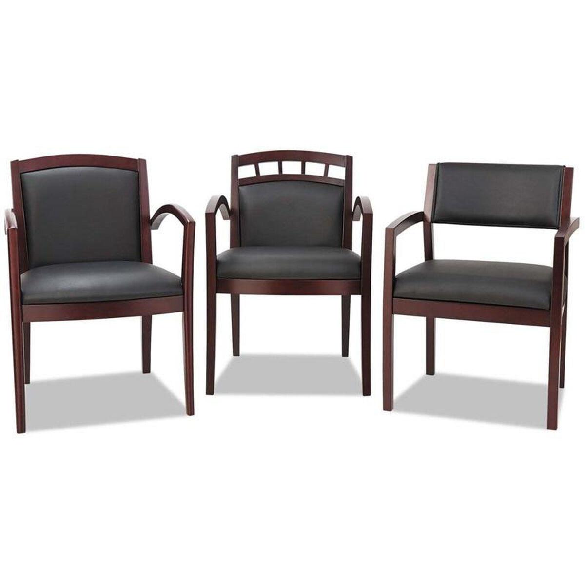 Alera® Reception Lounge 500 Series Arch Back Cut-Out ...