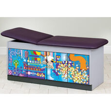 Sweet Dreams Candy Factory Cabinet Table - Adjustable Backrest