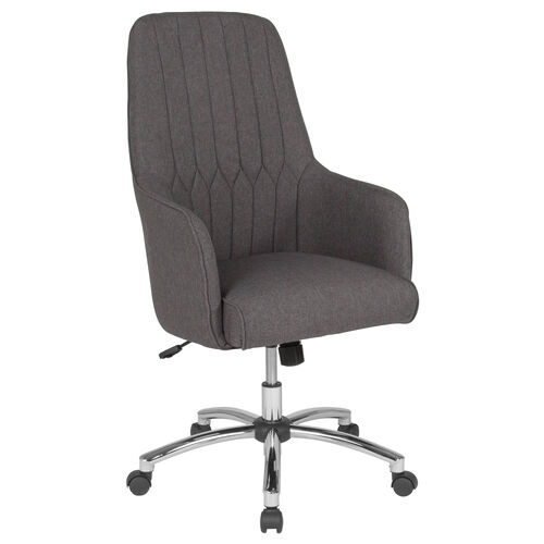 Our Albi Home and Office Upholstered High Back Office Chair with Decorative Line Stitching is on sale now.