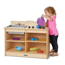 2-in-1 Toddler Kitchen