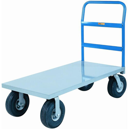 Our Cushion-Load Platform Truck With Pneumatic Wheels - 30