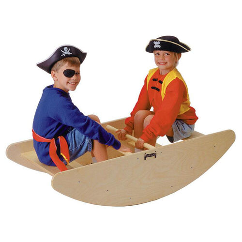 Our 2-in-1 Step Stool and Rocking Boat Toy is on sale now.