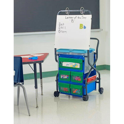 Our Leveled Literacy System Teacher Trolley with Removable Magnetic Dry Erase Board is on sale now.