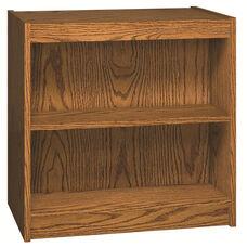 2-Shelf Double Sided Bookcase Starter