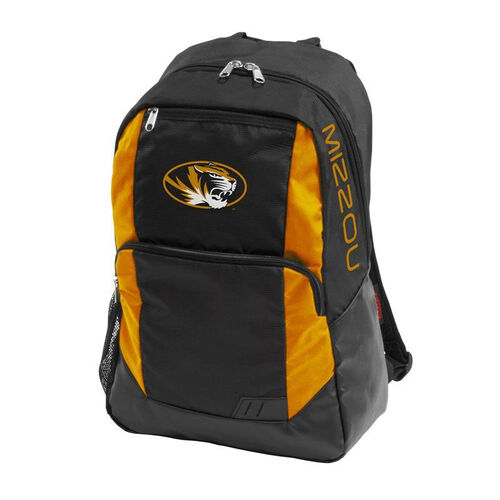 Our University of Missouri Team Logo Closer Backpack is on sale now.