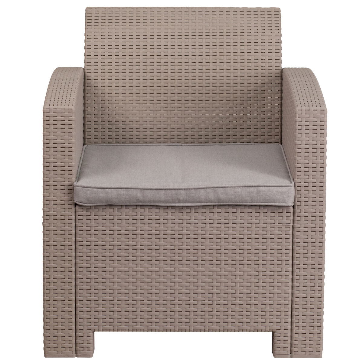 gray rattan outdoor chair dad sf2 1 gg bizchair com