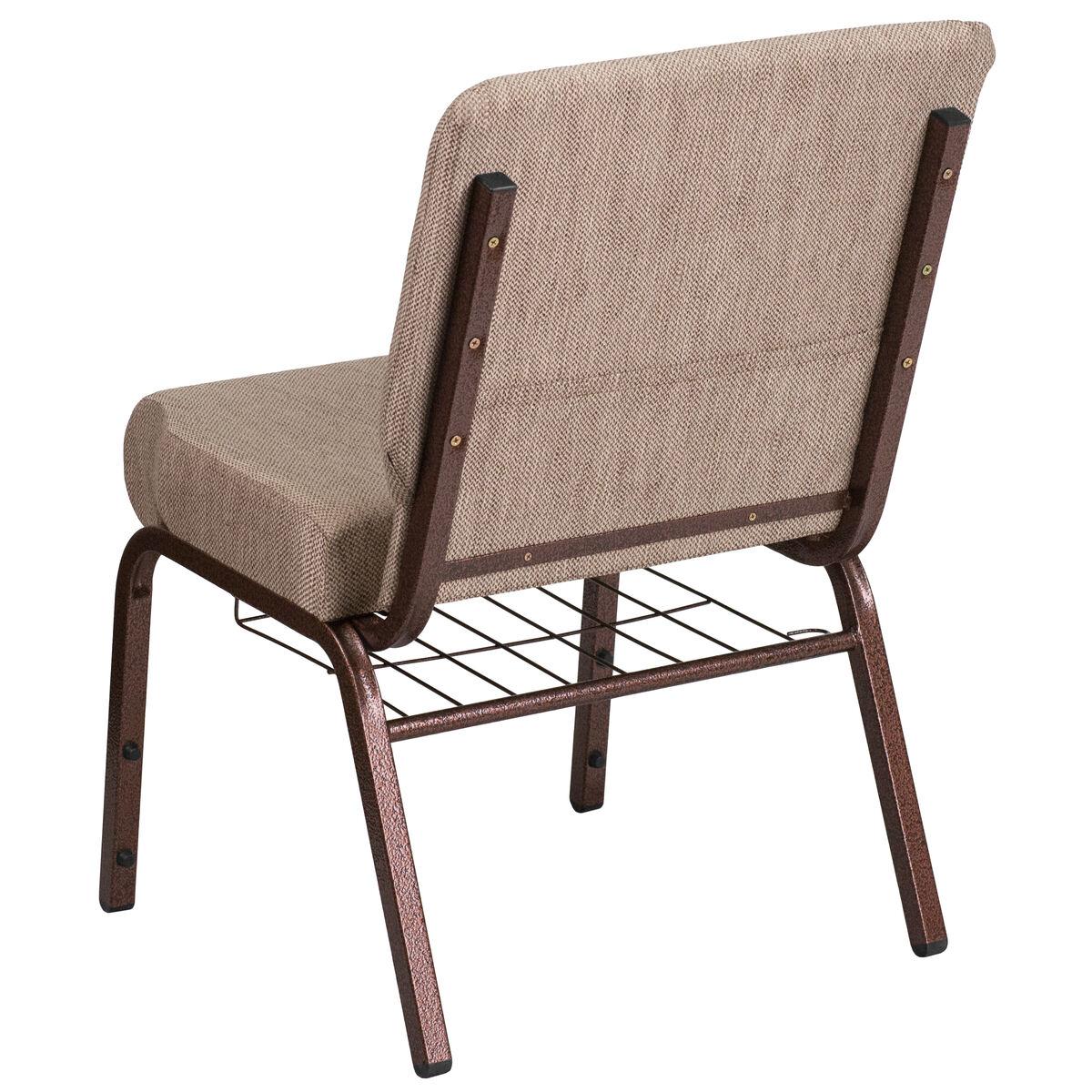 21 w church chair book rack fd ch0221 4 bas bizchair com
