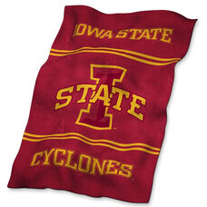 Iowa State University Team Logo Ultra Soft Blanket