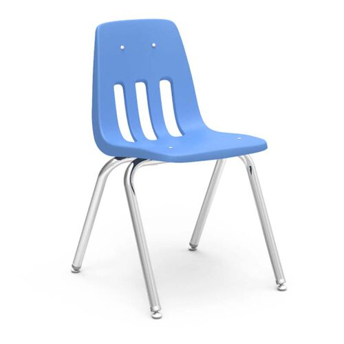 9000 Classic Series Stack Chair with 18
