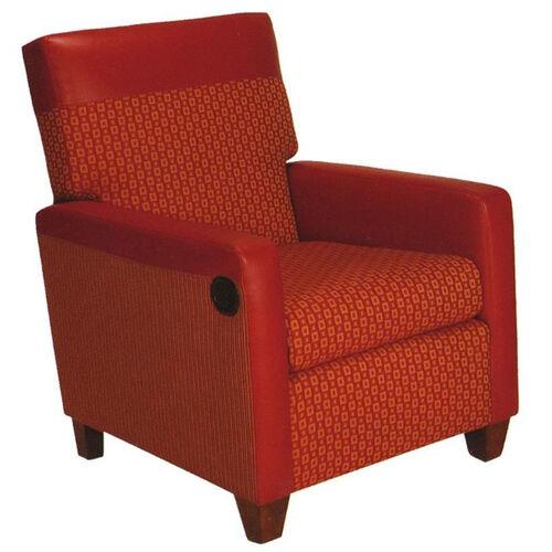 1481 Upholstered Incliner with Tilt Back - Grade 1