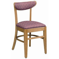 1931 Side Chair with Upholstered Back & Seat - Grade 2