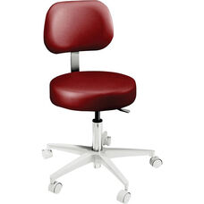 ST-2000 Series - Operator Stool with Stitched Upholstery