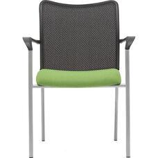 Inertia Mesh Back Side Stack Chair