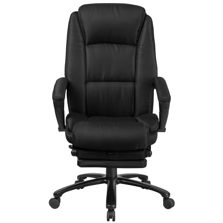 Fabric office chairs with arms Burgundy Fabric Bizchaircom Black Reclining Chair Bt90288hbkgg Bizchaircom