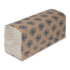 Genuine Joe C -Fold Towels - 1 -Ply - 240 Towels - 10 count - WE