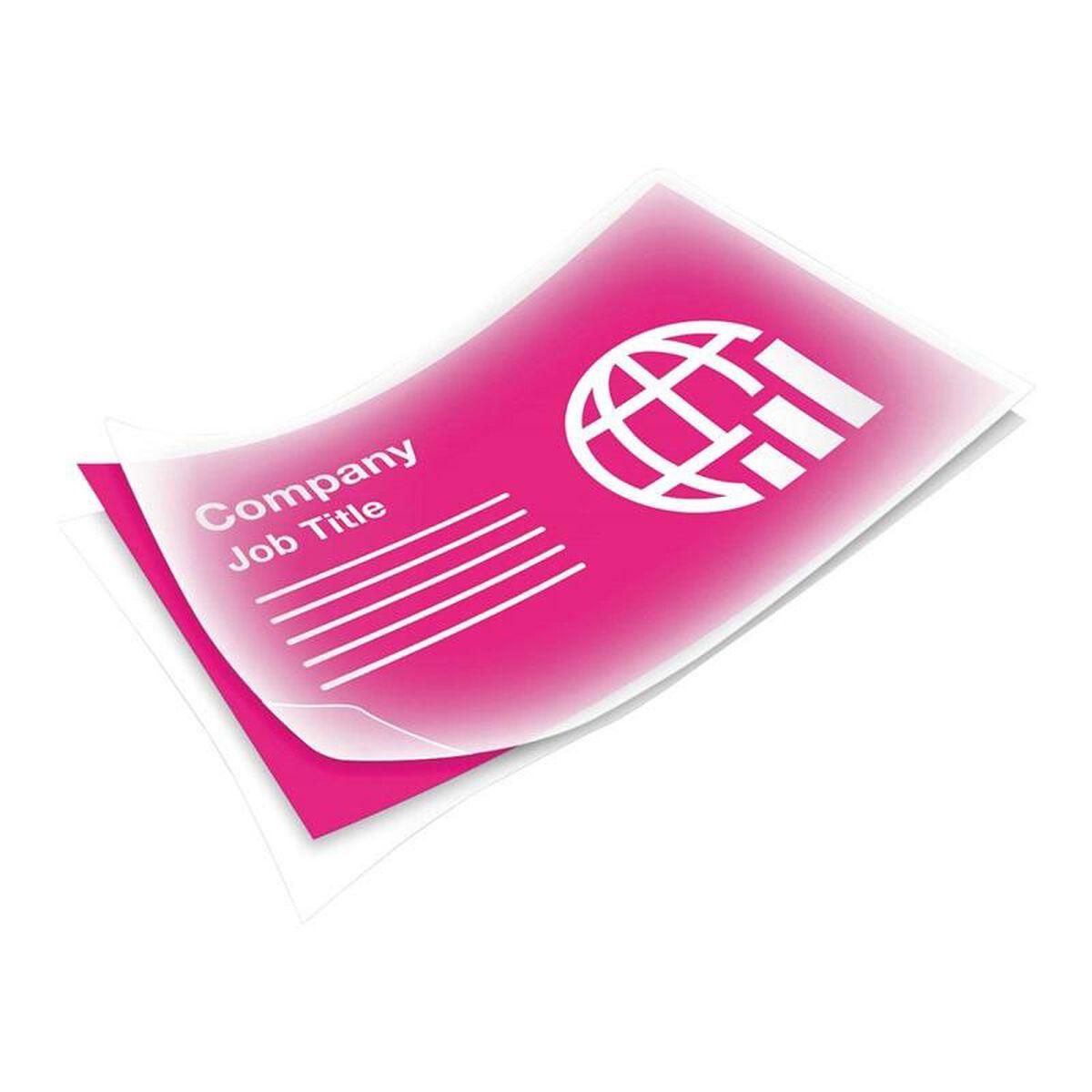 Laminating Pouch Bus Card FEL52058 | Bizchair.com