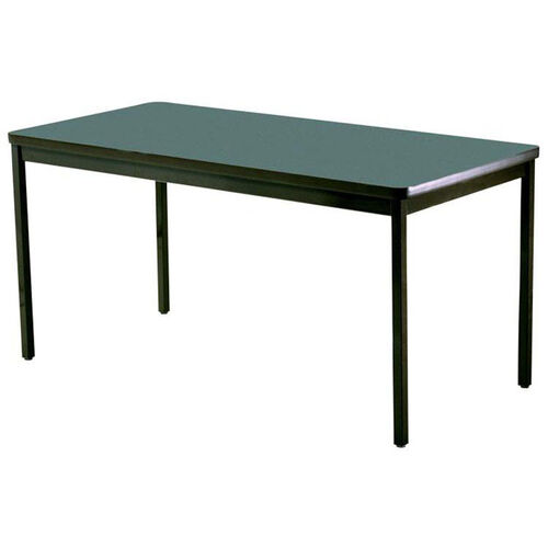 Our Customizable Deluxe Non Folding Fixed Height Utility Table - 24