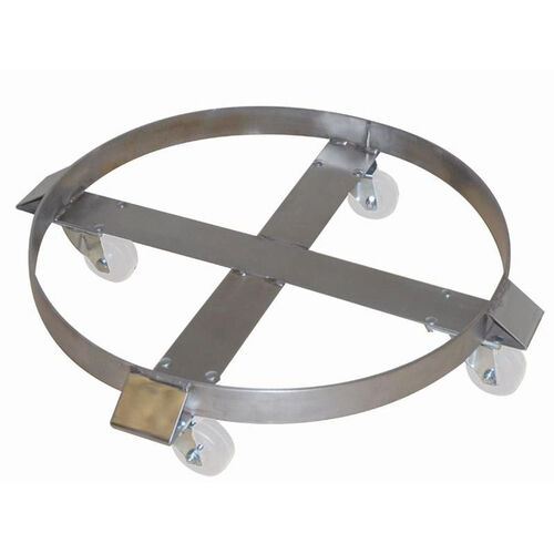 Our 30 Gallon Stainless Steel Drum Dolly is on sale now.