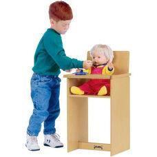 Standard Doll Play High Chair