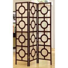 Three Panel Circle Design 71
