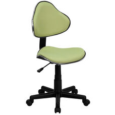 Avocado Fabric Swivel Ergonomic Task Office Chair