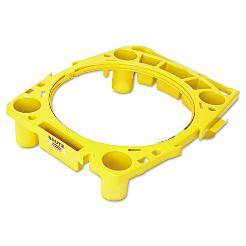 Our Rubbermaid® Commercial Standard Rim Caddy - 4-Comp - Fits 32 1/2
