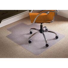 Trans-Stat Intermediate Straight Edge Anti-Static Chairmat with 25