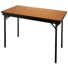 Customizable Fixed Height Folding Utility Table - 24''W x 36''D x 30''H