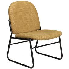 Pearl II 400 Series Armless Sled Base Guest Chair