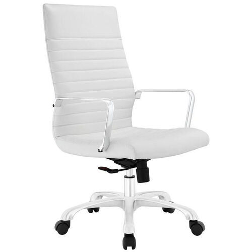 Our Finesse Highback Office Chair in White is on sale now.