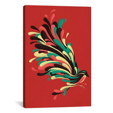 Avian by Jay Fleck Gallery Wrapped Canvas Artwork