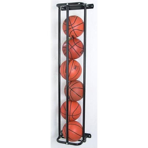 Our Wall Mounting Powder Coated Steel Frame Ball Locker - Black is on sale now.