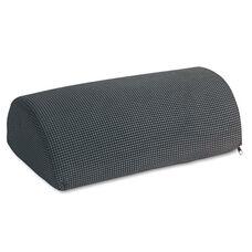 Safco® Half-Cylinder Padded Foot Cushion - 17-1/2w x 11-1/2d x 6-1/4h - Black