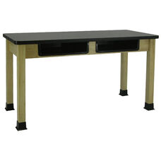 BS-BK Series High-Pressure Laminate Top Science Table