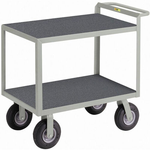 Our Instrument Cart with 2 Shelves and Non-Slip Vinyl Shelf Surface - 30