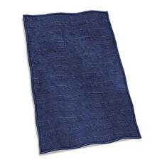 University of Mississippi Team Logo Velvet Plush Blanket