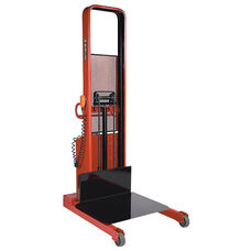 Fixed Platform Model Powered Stacker With 24