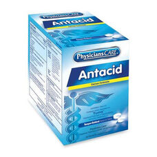 Acme United Corporation Physicians Care Antacid Medication Tablets