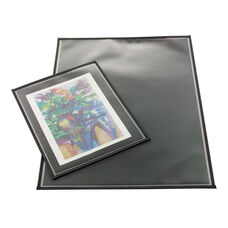 Prestige Archival Print Protector with Black Nylon Binding - Set of 6