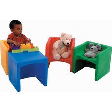 Chair Cube - 15''L x 15''W x 15''H