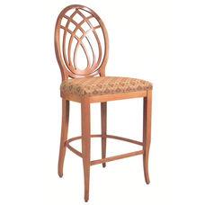 4564 Bar Stool w/ Upholstered Seat - Grade 1
