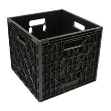 Dishwasher Safe Molded Polyresin Dinner Plate Crate