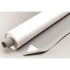 Gray and White VYCO Board Cover 10 Yard Roll - 60