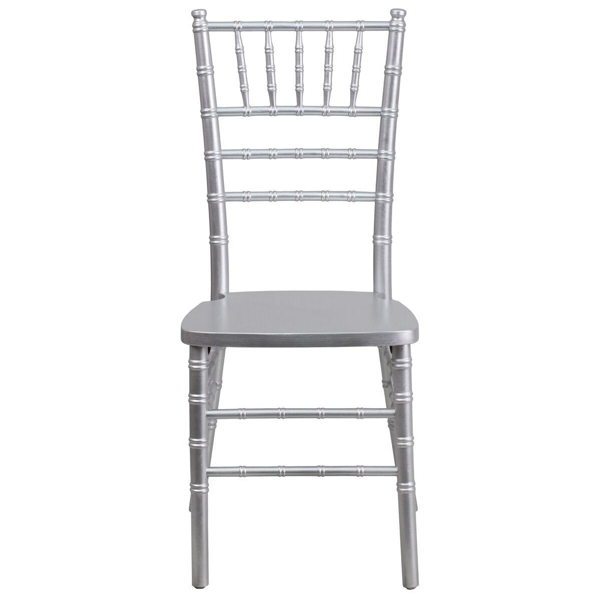 Silver Wood Chiavari Chair Xs Silver Gg Bizchair Com